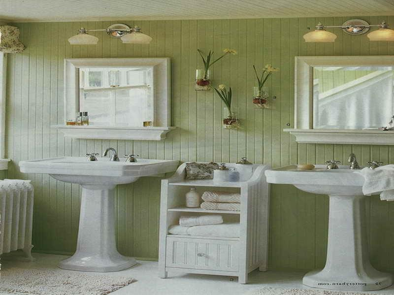 photos of small country bathrooms