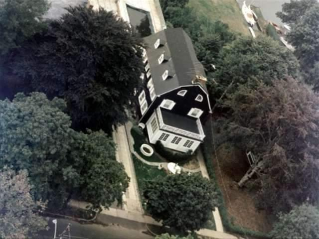 Amityville Horror House Crime Scene Photos