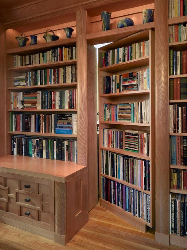 Books Bathroom Photo