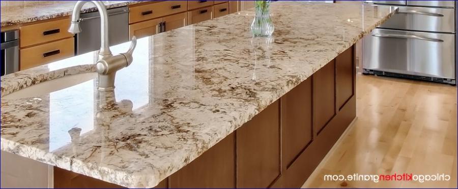 Counter Granite Kitchen Photo