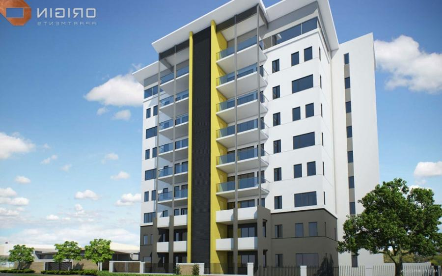 Creative Gallery Origin Apartments Exterior With Attractive...