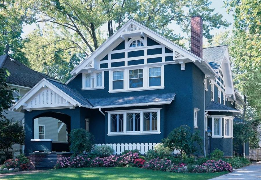 Pictures gallery of Exterior Paint Color Combination for...