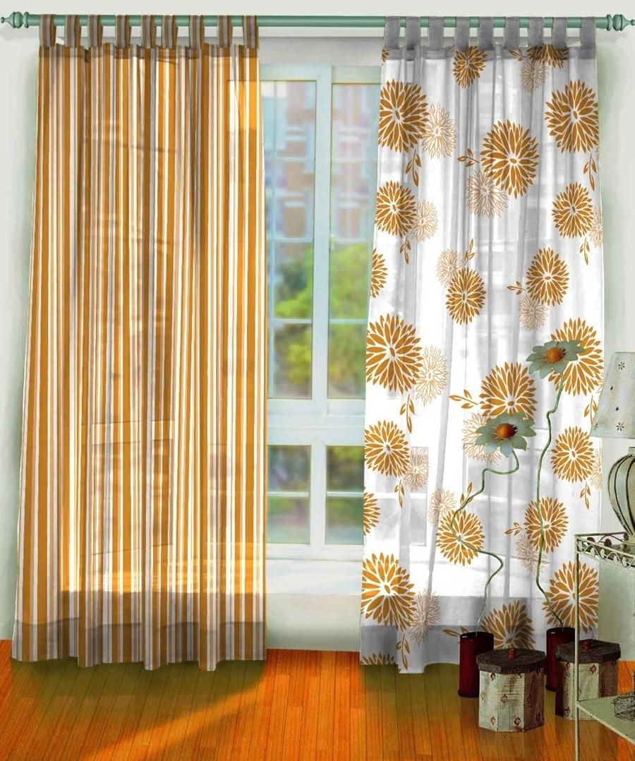 Curtain Designs Photos In India