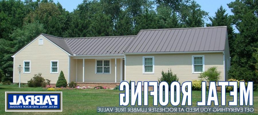 Fabral Metal Roof Photos