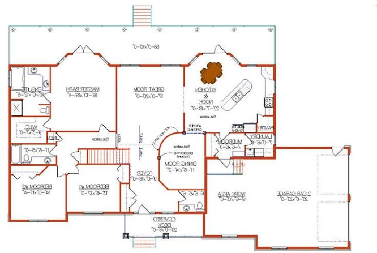 Luxury house plans with photos canada for New house plans canada
