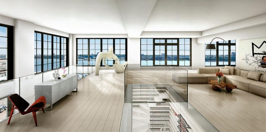 100 million dollar apartment nyc photos