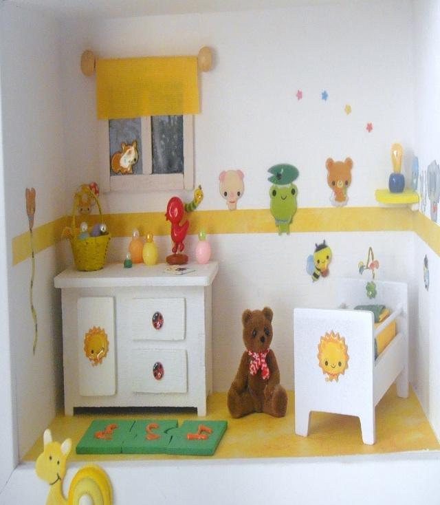 Photo decoration chambre bebe garcon - Decoration chambre bebe garcon ...