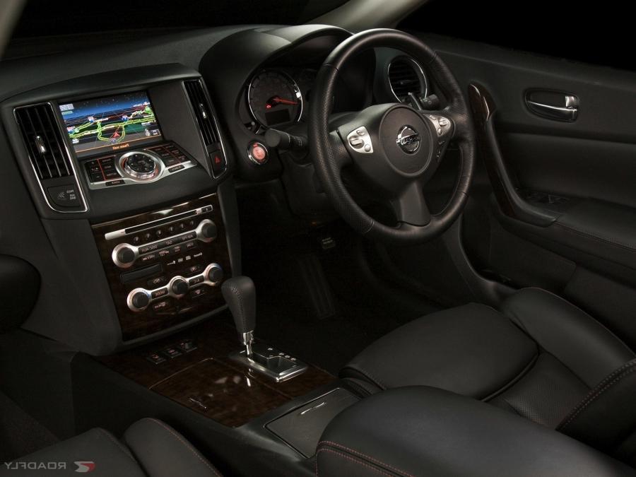 2008 Nissan Maxima Interior Photos