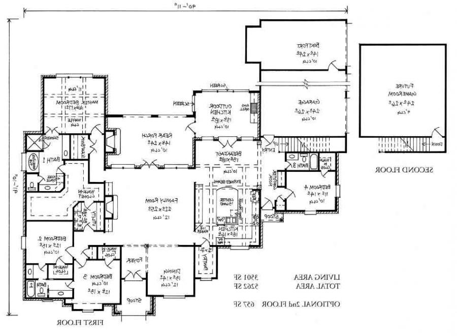French country house plans photos for House plans louisiana