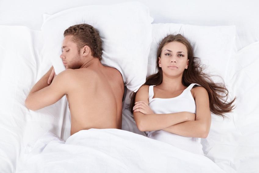 Постоянное желание секса у женщин