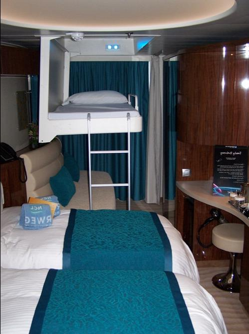 Norwegian Jewel Balcony Stateroom Photos