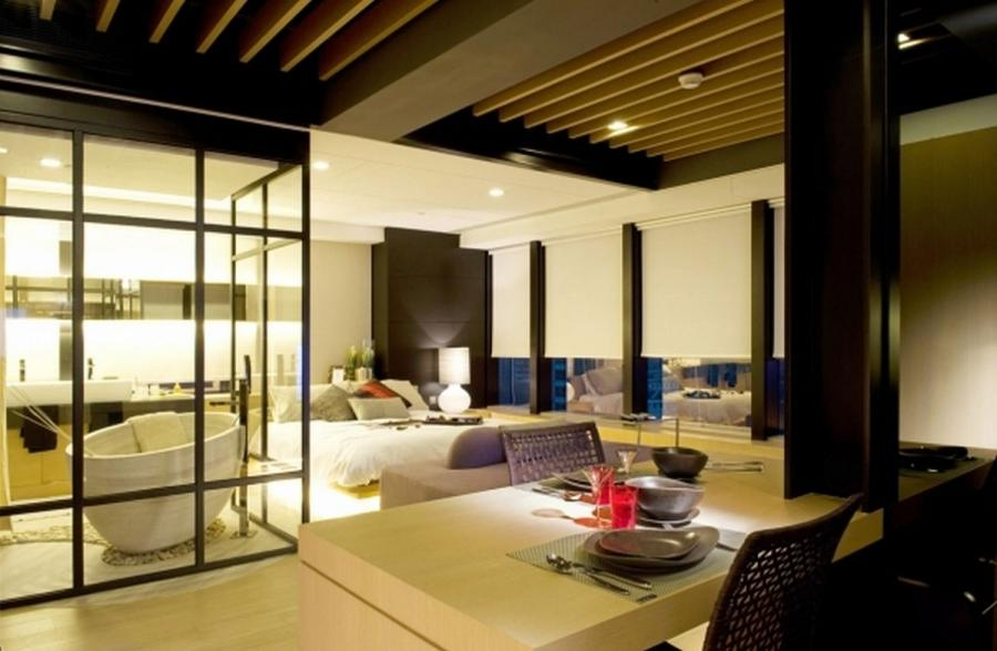 Photos of japenese house interior decorating ideas for Apartment design hk