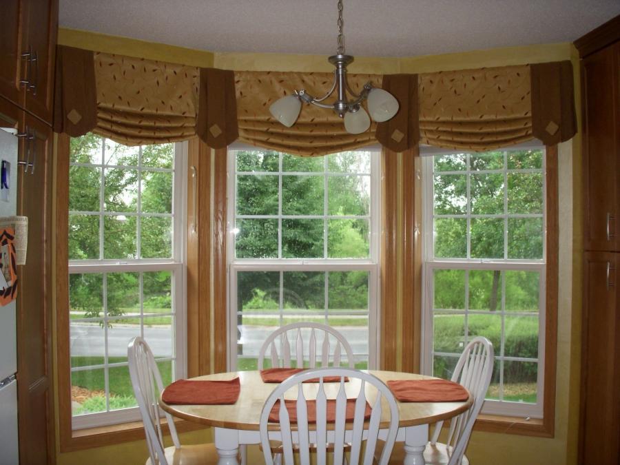 Interior Photos Bay Window Treatments