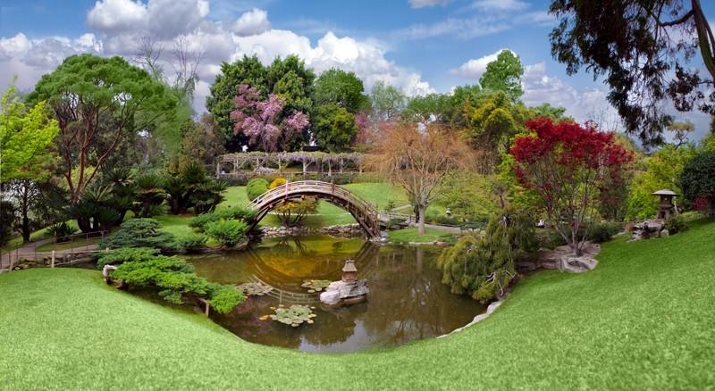 Beautiful landscaped gardens photos for Garden design hobart
