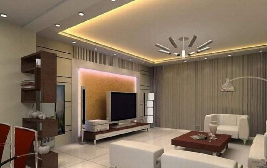 Living room design photos philippines