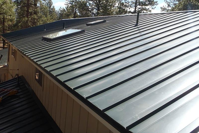 Metal Roof Residential Photos