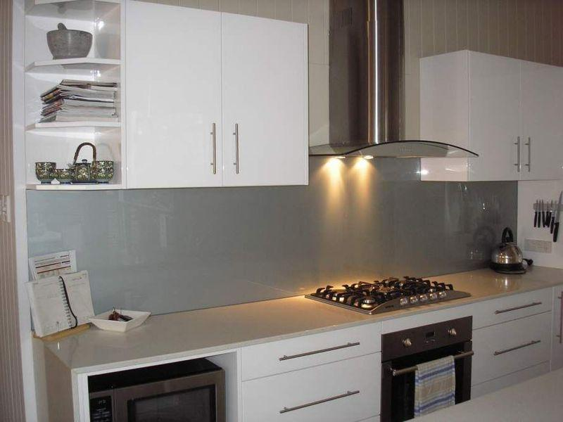 Kitchen glass splashback photos - Glass splashbacks usa ...