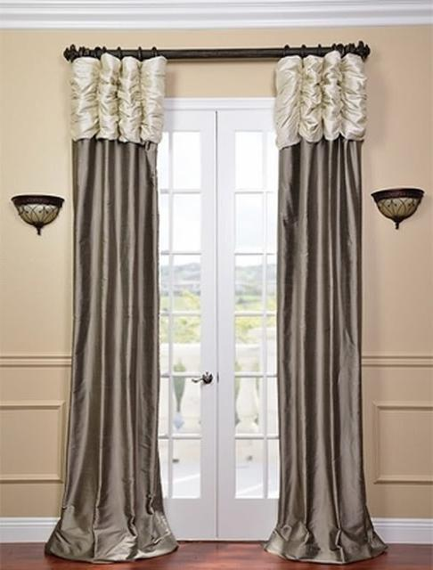 Get inspired by this 2014 New Traditional Curtain Designs Ideas ....
