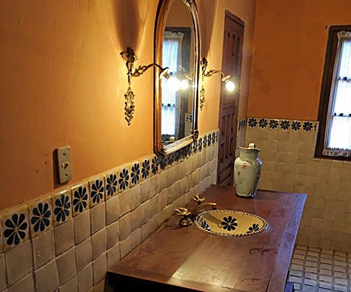 Mexican style bathrooms 28 images mexican tile for Mexican themed bathroom ideas