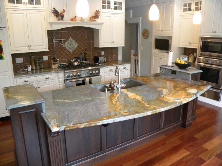 Photos Of Granite Kitchens
