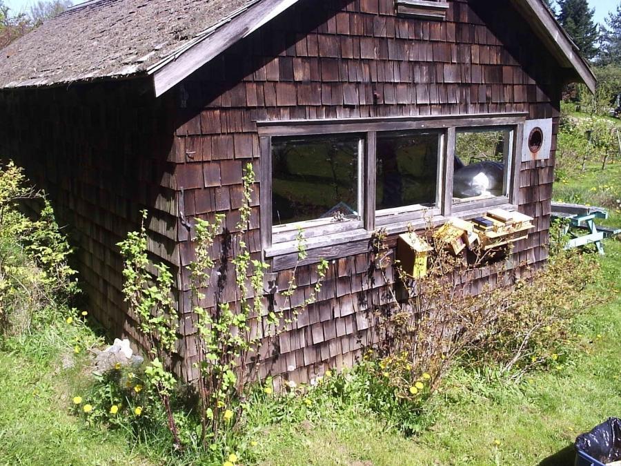 Photos of cedar shake cottages for Cedar shake house plans