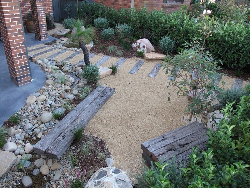garden ideas photos australia