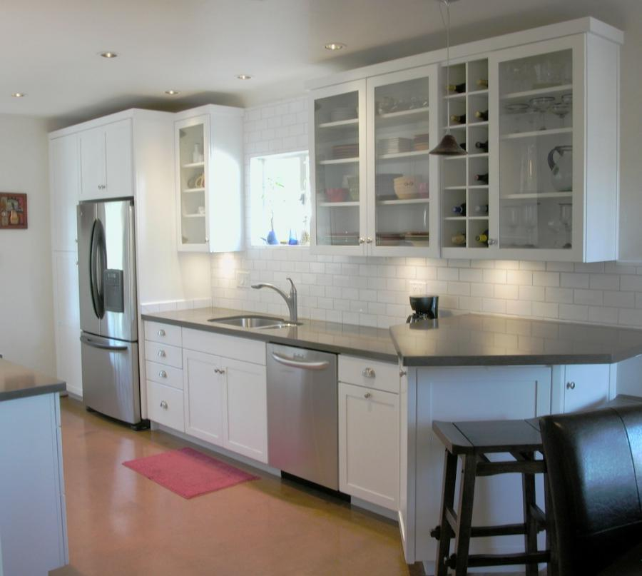 Degrease Kitchen Cabinets: Photos Different Kitchen Cabinets