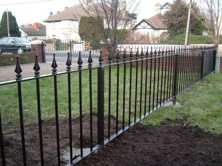 Photos Of Wrought Iron Fences