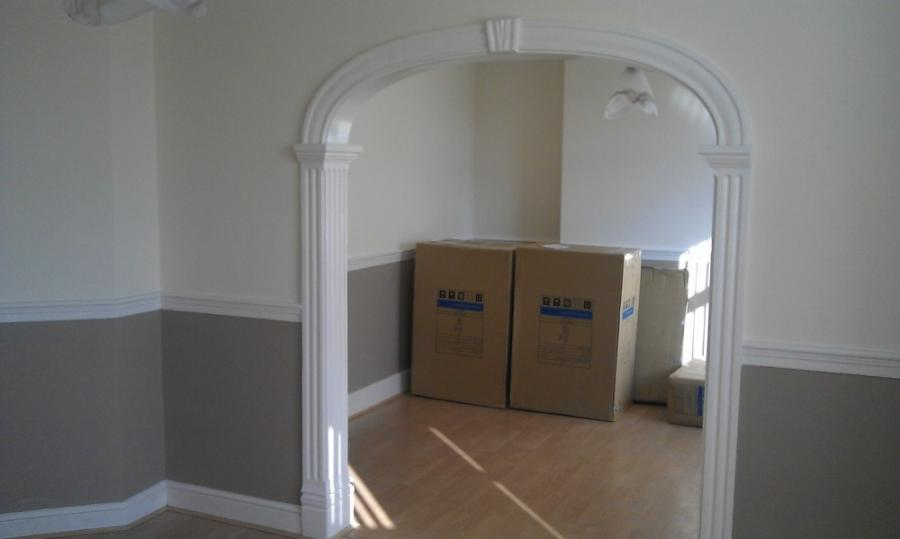 Interior archway photos for Interior wall arches