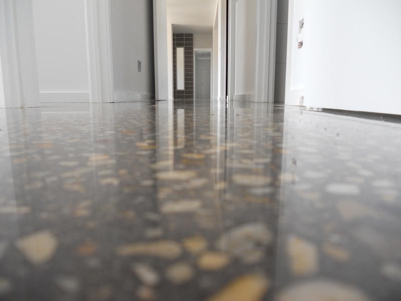 cement floor photos