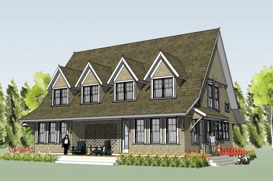 Small Cottage House Plans Photos
