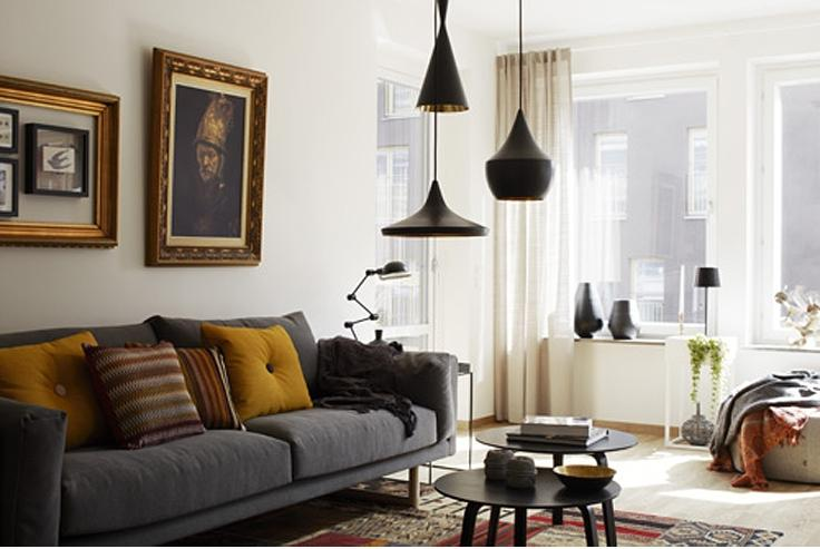 Terrific Beautiful Apartment Decorated