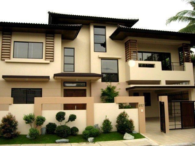 Asian houses photos for Asian exterior house design