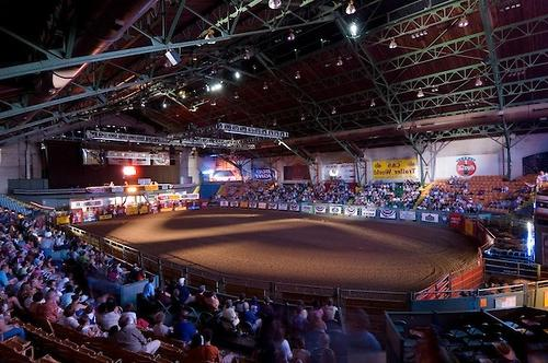 Stockyards Championship Rodeo Friday  Saturday Night at the...