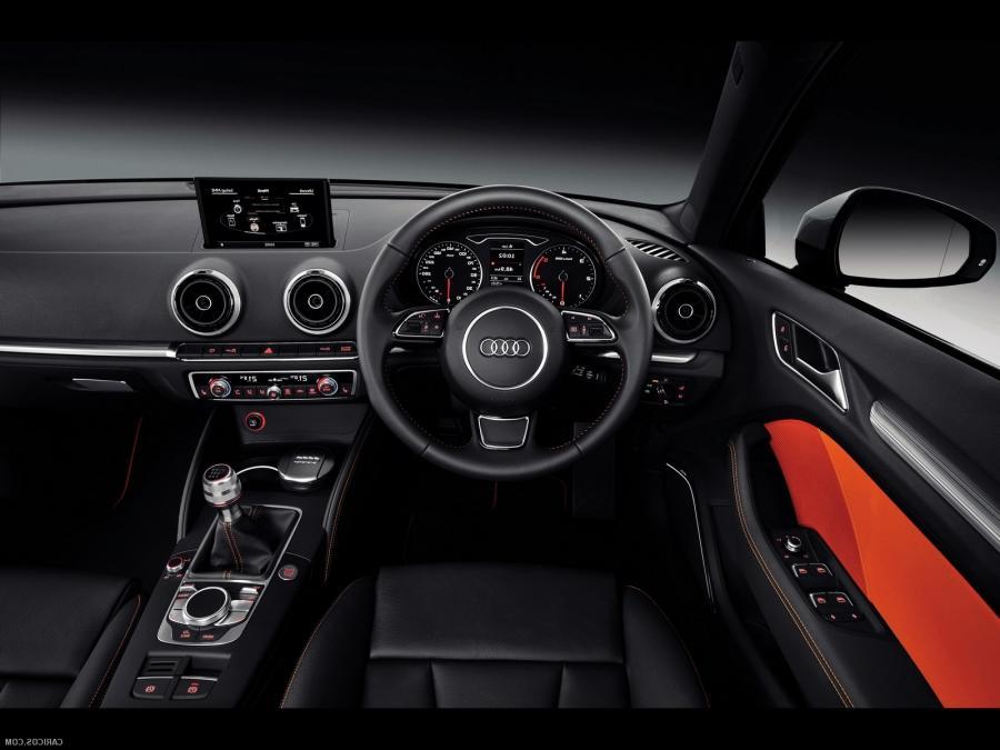 Audi A3 Sportback Interior Photos