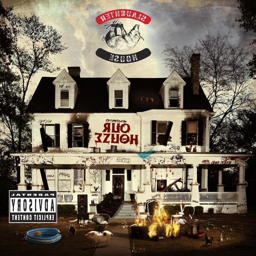 Slaughterhouse Reveals Welcome To Our House Album Cover, Release...