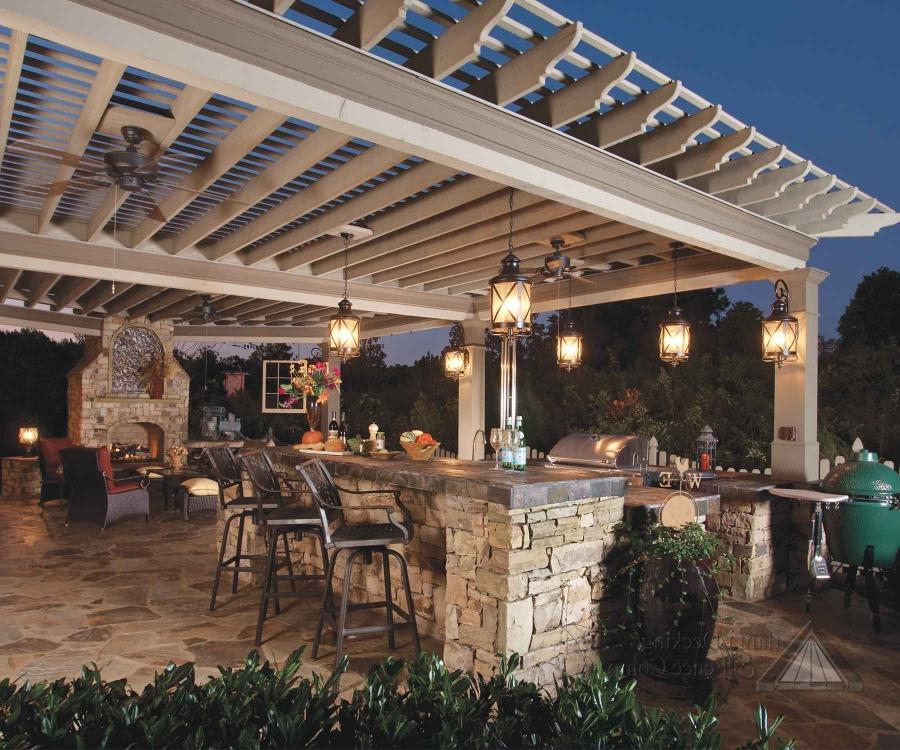 Surprising Modular Outdoor Kitchens