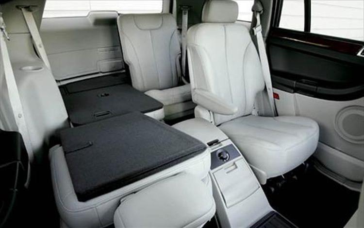 Chrysler Pacifica Photos Interior