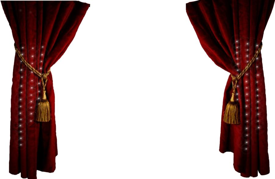 Pleating and Fullness for Stage Curtains