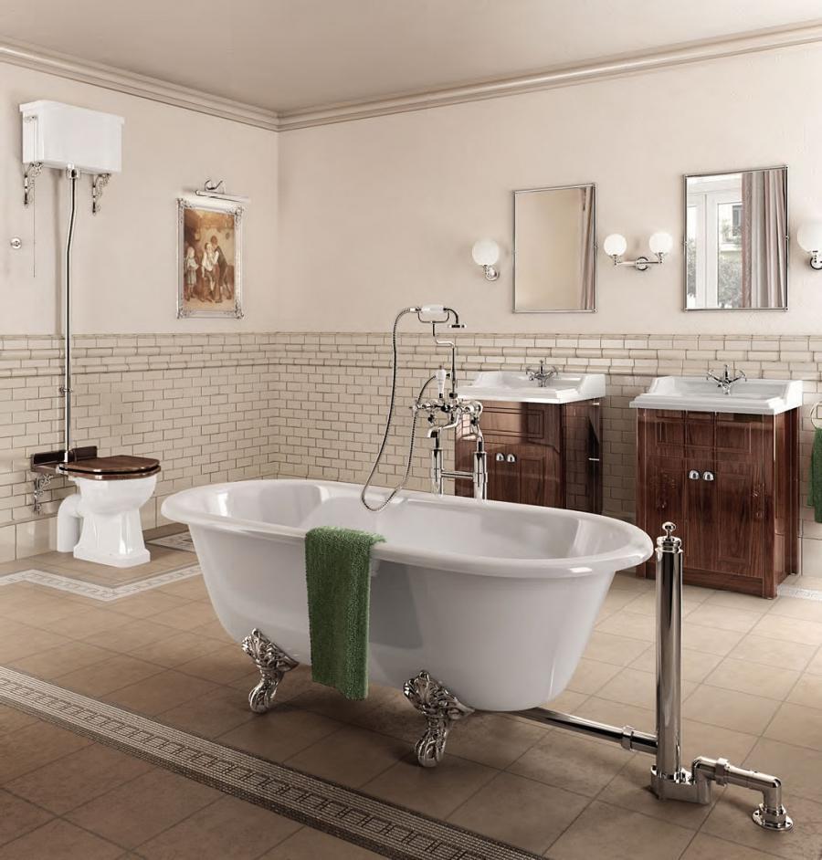 Victorian bathroom photos for Bathroom ideas victorian