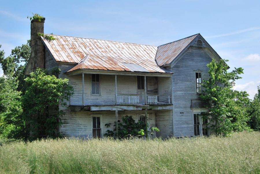 Photos Of Run Down Houses