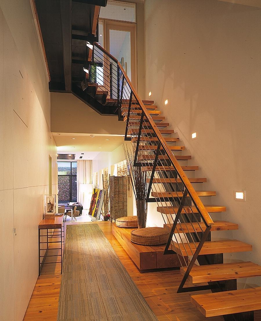 Лесенка на 2 этаж