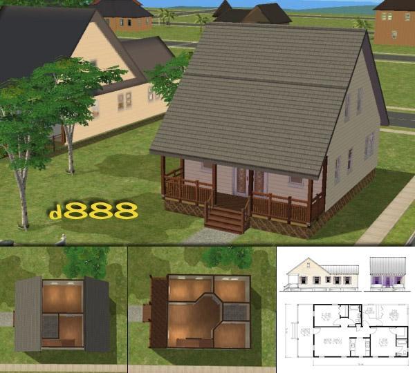 katrina cottage interior photos