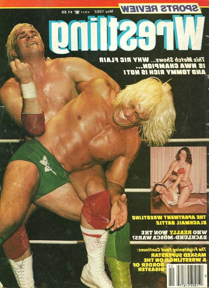 WHY RIC FLAIR IS NWA CHAMPIONu2026 AND TOMMY RICH IS...