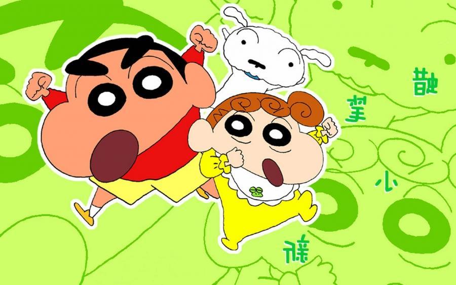 Shinchan And His Friends