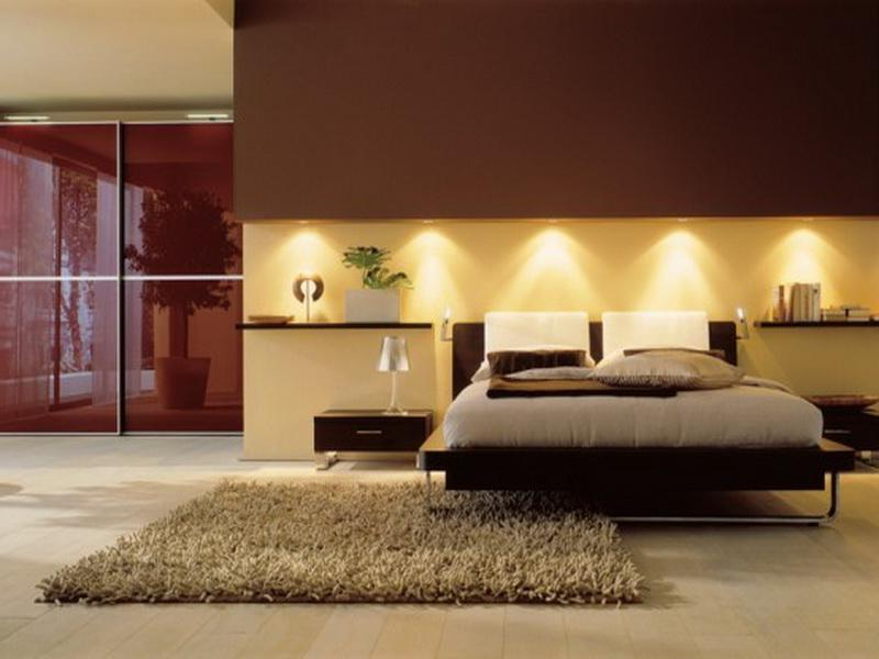 modern bedrooms Modern Bedrooms Decorations