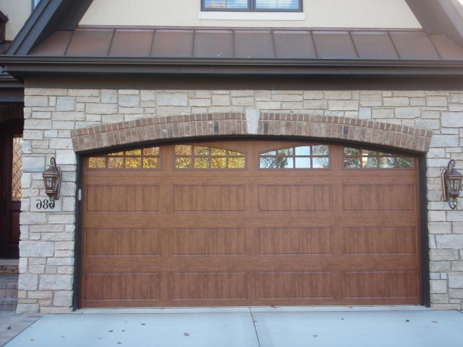 Garage door photos gallery for Garage door repair elgin il