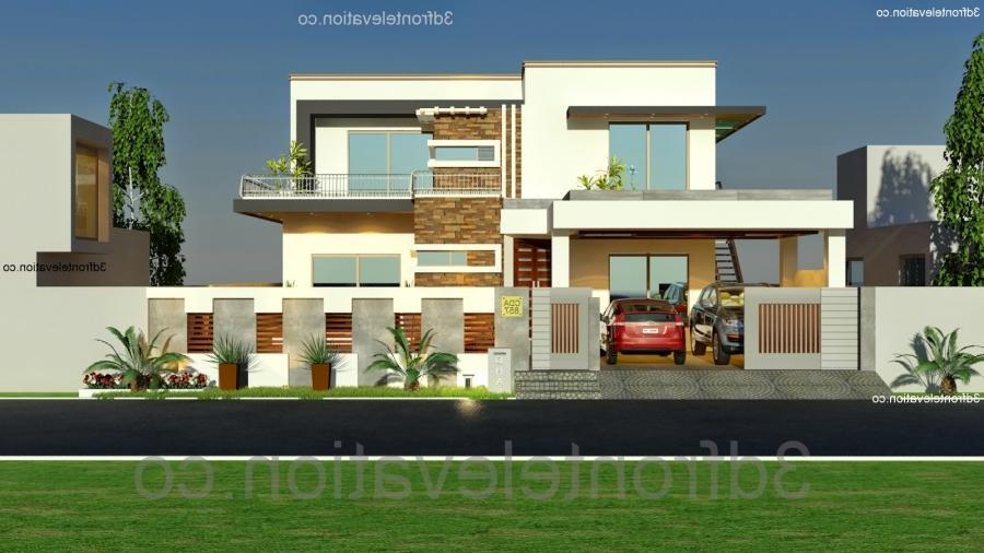 Pakistani house designs photos for Home designs pakistani