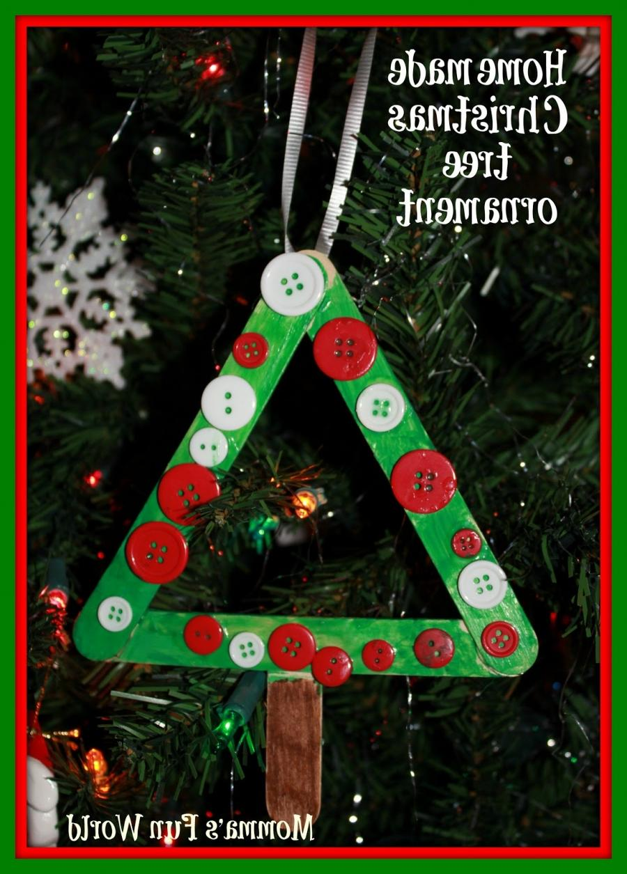 These ornaments are great for fine motor skills for kids, picking...