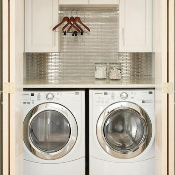 small laundry room photos